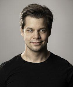 Antti Tiensuu / Tarinateatteri Vox